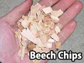 Beech Chippings - a suitable substrate for King Snakes